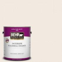 BEHR Premium Plus 1-gal. #1812 Swiss Coffee Eggshell Enamel Interior Paint - 205001