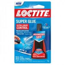 Loctite 0.14 fl. oz. Ultra Liquid Control Super Glue (6-Pack) - 1647358