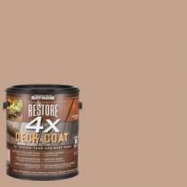 Rust-Oleum Restore 1 gal. 4X Clay Deck Coat - 41119