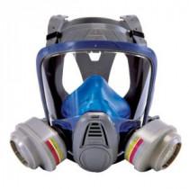 MSA Safety Works Full-Face Multi-Purpose Respirator - 10041139
