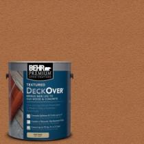 BEHR Premium Textured DeckOver 1-gal. #SC-533 Cedar Naturaltone Wood and Concrete Coating - 500501