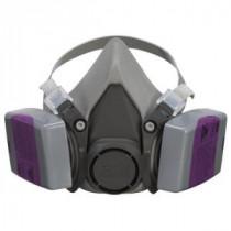 3M Medium Lead Paint Removal Respirator - 62093HA1-C