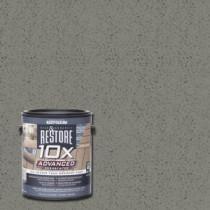 Rust-Oleum Restore 1 gal. 10X Advanced Bedrock Deck and Concrete Resurfacer - 291426