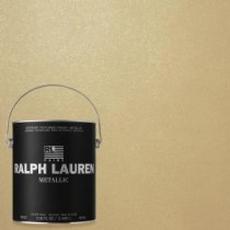 Ralph Lauren 1 gal. Pale Luster Gold Metallic Specialty Finish Interior Paint - ME132